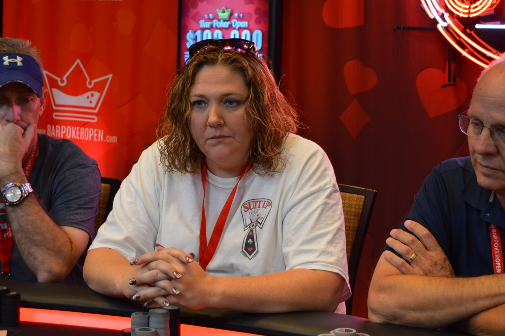 Debbie Yurga (Suit It Up Poker)