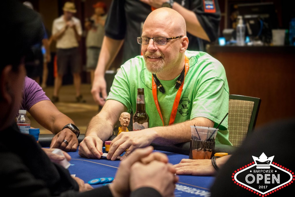 Gerry Place (Nevada Poker League)