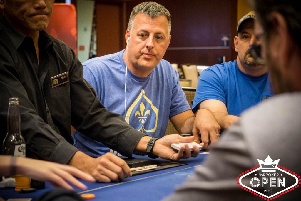 Keith Oestricker (Deepstacks Poker Tour)