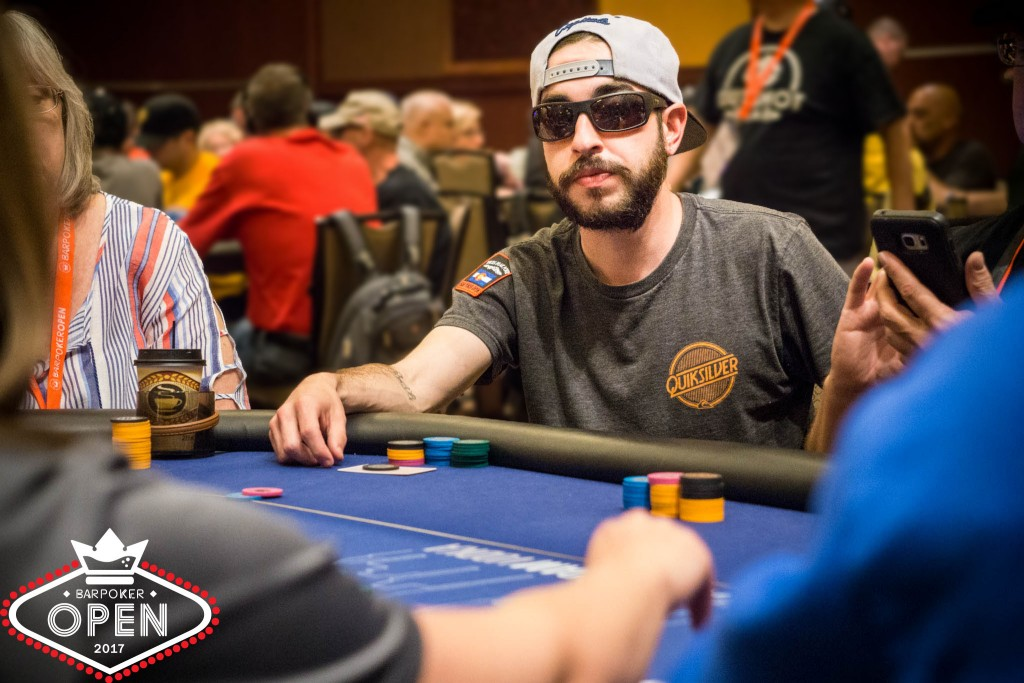 Paul Stinnett (Pikes Peak Poker)