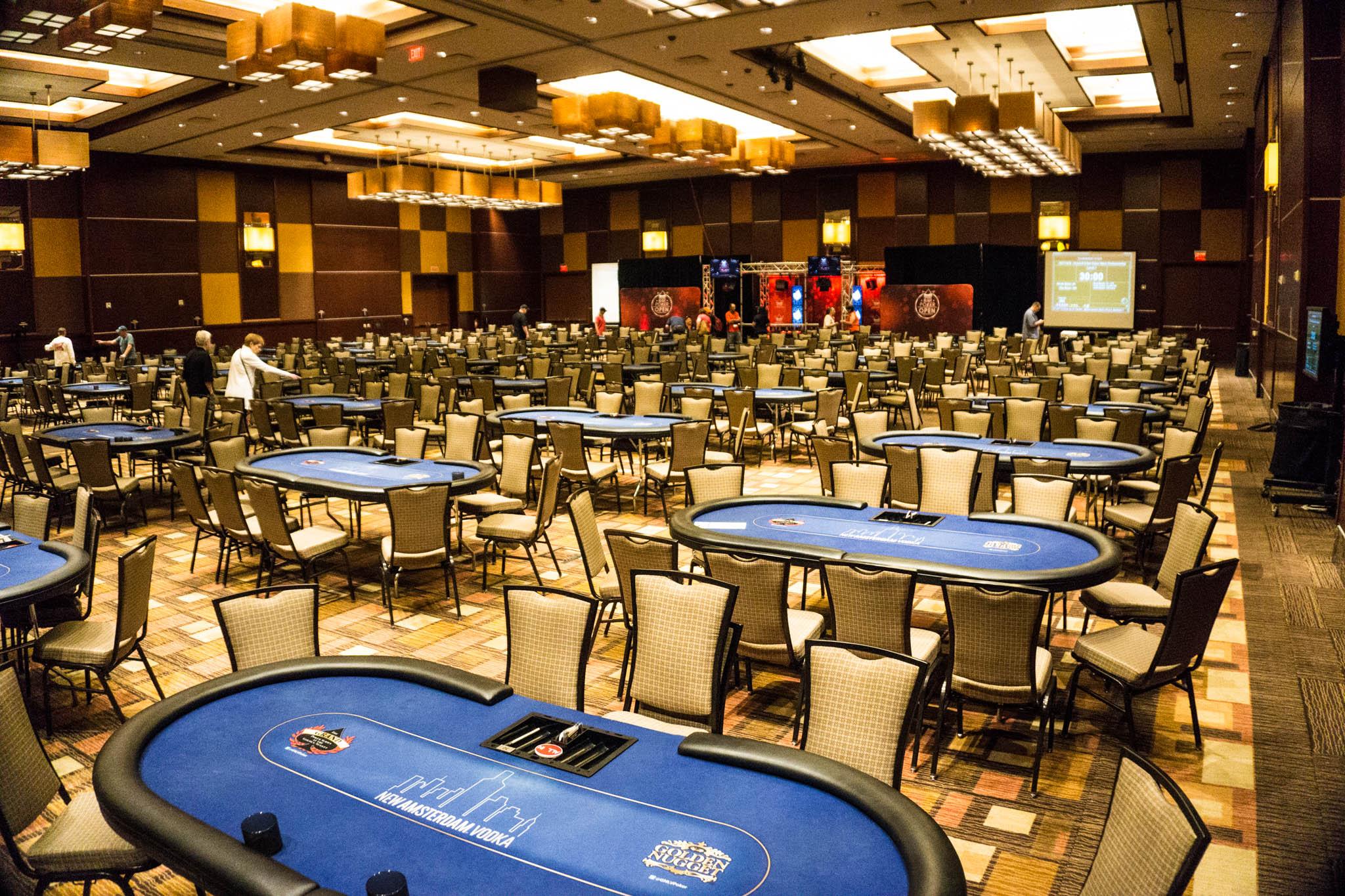 Golden nugget poker series 2017 reconnaitre cristal baccarat