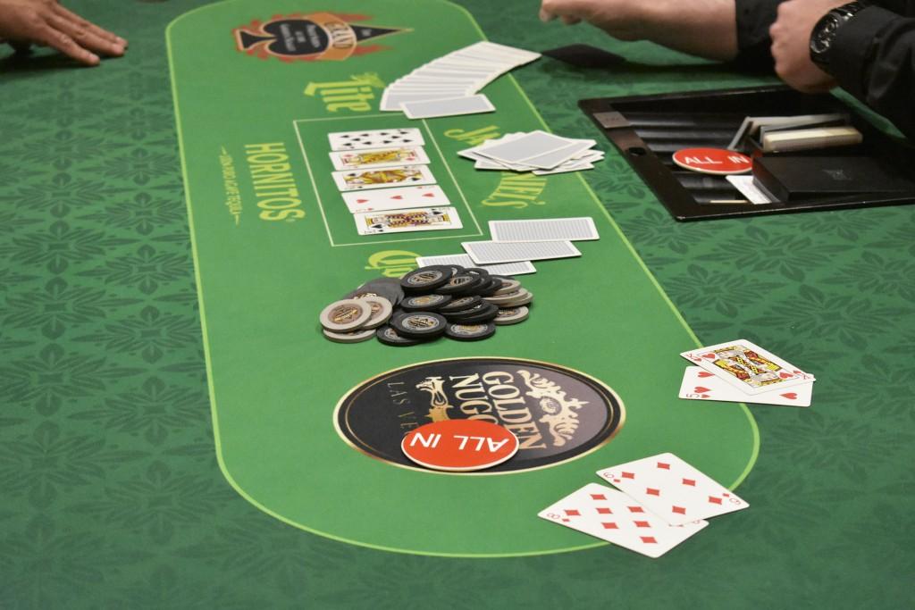 Vegas Poker Tournaments 2021