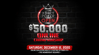 $50,000 Online Championship