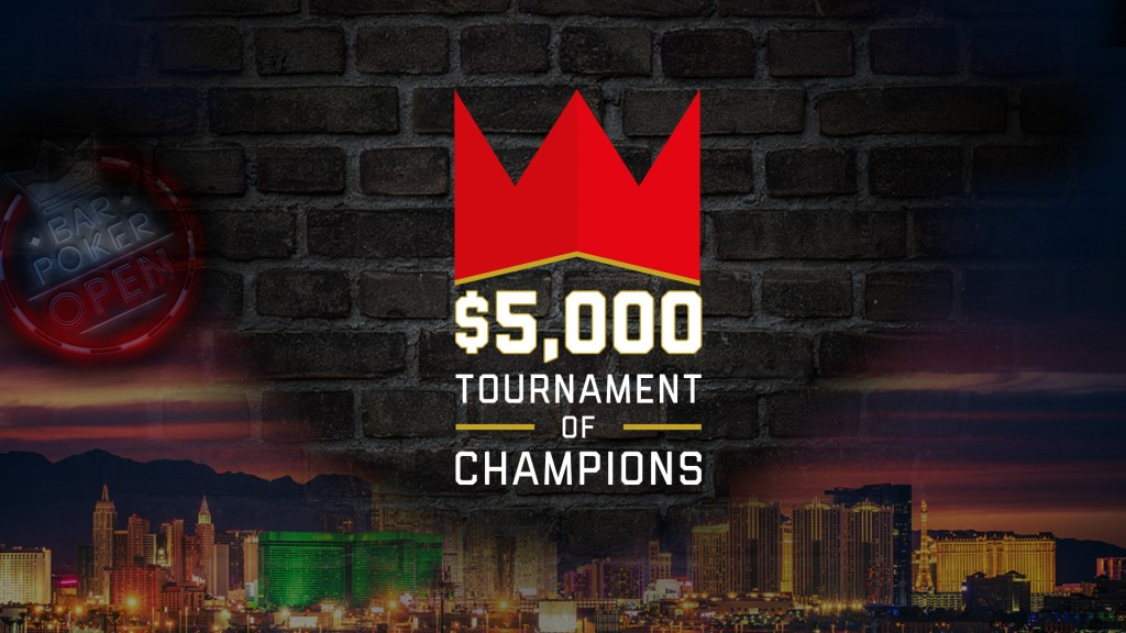 Bar Poker $5,000 Tournament of Champions